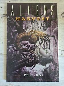 Dark Horse Aliens Harvest TPB Graphic Novel Comic Book 1998