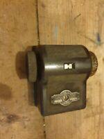 Old vintage Teddington thermostat bakelite