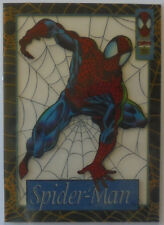 1994 Amazing Spiderman Suspended Animation Trading Cards #1 Spider-man