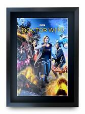 Dr Who Season 12 Signed Pre Printed Autograph Photo Gift to Jodie Whittaker Fans