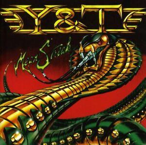 Y&T - Mean Streak CD NEW