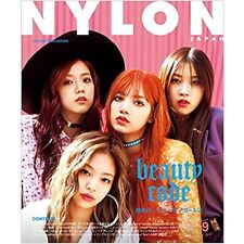 NYLON JAPAN Sep 2017 Japanese Magazine fashion  BLACKPINK