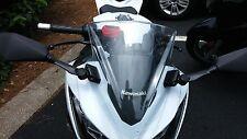 Mirror Extenders Spacers Kawasaki Ninja 300 Ninja300 ZX6 R 636 Life Warranty!