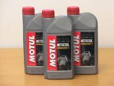 Motul MOTOCOOL Racing Kühlflüssigkeit 3 x 1 l  (7,80€/l )