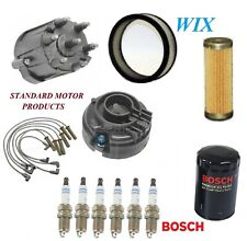 Tune Up Kit Air Oil Fuel Filters Wire Plugs For GMC S15 JIMMY V6 2.8L; 2WD 1985
