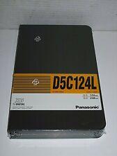 Panasonic AJ-D5C124L -D5 Large Sealed NEW!