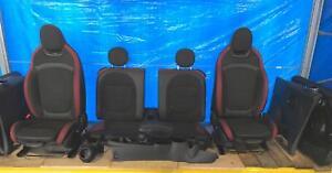 MINI Cooper F56 John Cooper Works Sport Seats Leather Alcantara Full interior