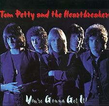 TOM PETTY & THE HEARTBREAKERS You're gonna get it CD JAPAN 1ST MVCM-56 s5502