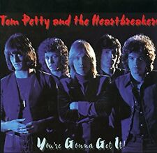 TOM PETTY & THE HEARTBREAKERS You're gonna get it CD JAPAN 1ST MVCM-56 OBI s5503