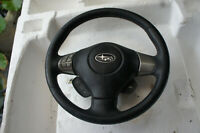 MOMO Subaru Legacy BP5 BP9 leather SRS Steering wheel airbag Sti impreza bh5 sg9