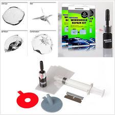 Car Windscreen Windshield Car Glass Chip & Crack Star Bullseye DIY Repair Tools