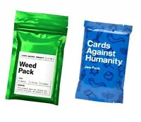 Cards Against Humanity Weed pack and Jew Pack