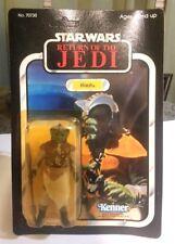 1983 Kenner Star Wars ROTJ 65 Back Klaatu Unpunched Sealed - Very Good Jabba Hut