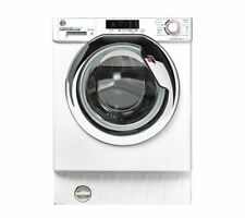 HOOVER H-Wash 500 HBDS485D2ACE Integrated 8kg Washer Dryer 1400rpm White Currys