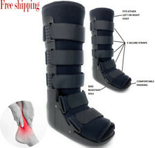 Ankle Walker Fracture Cam Ortho Boot Walking Foot Brace Sprain Medical Sizes