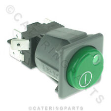 SW93 alimentation on off bouton poussoir latching switch 30mm pour glasswasher lave-vaisselle