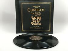 OFFICIAL Cuphead 4xLP Deluxe Vinyl Soundtrack - only by iam8bit