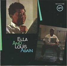 Ella Fitzgerald/Louis Armstrong ~ ella and Louis Again