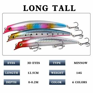 Topwater Saltwater Popper Fishing Lure Trolling Artificial Lures Fishing Tackle