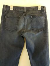 Pilcro and The Letterpress Anthropologie Denim Blue Jeans Size 32 Skinny