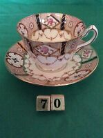 COURT CHINA MADE IN ENGLAND  CUP & SAUCER