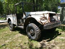 1951 M37 Military, Us Army Power Wagon