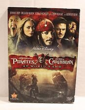 Pirates of the Caribbean: At World's End (DVD, 2007) Orlando Bloom , Johnny Depp