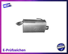 Endschalldämpfer für Subaru Forester 2.0D 2.0 2.5 Auspuff Endtopf Links Chrom