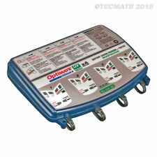 OptiMATE Lithium 4-Bank Battery Charger, Tester and Maintainer