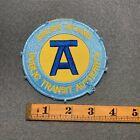 Vintage Rhode Island Public Transit Authority Patch E0