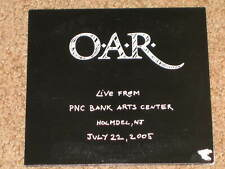 O.A.R. - Live From PNC Bank Arts Center - 5 Track DJ PROMO DVD! RARE! oar no cd