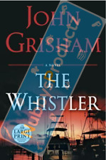 Paperback: The Whistler by John Grisham 2016 VERY GOOD CONDITION! Check it out!