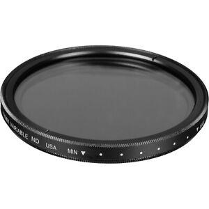 Tiffen 77mm Variable Neutral Density ND Filter,  Camera Lens Filter NEW in BOX