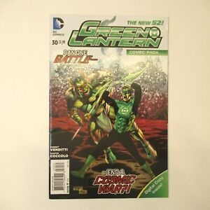 """Green Lantern - The New 52 - #30 - """"Death And Life"""" - DC Comics - June 2014"""