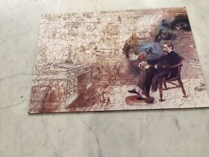 Wentworth Wooden Jigsaw Puzzle Dickens' Dream 250