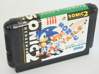 Mega Drive SONIC THE HEDGEHOG 2 Cartridge Only Sega mdc
