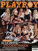 Playboy 11/2015 November,Deutschlands schönste Studentinnen,Hester Winkel,KIOSK