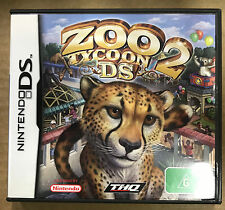 Zoo Tycoon 2 CASE ONLY (Nintendo DS, 2008)