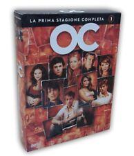 O.C. STAGIONE 1- Cofanetto CARTONATO sigillato (7 dvd)