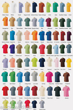 Peaches Pick NEW Mens Tees 2X 3X 4X 5X 6X 100% Ultra Cotton T-Shirts Colors M-Z