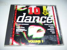 10 to dance volume 1 early hardcore / house 1993 RARE