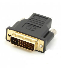 DVI Male to HDMI Female adapter adaptateur