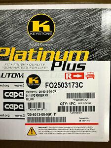 Keystone FO2503173C Headlight Assembly 20-6013-00-9 FORD RANGER pickup 01-11