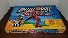 Battle Ball Board Game Future of Football 2003 Milton Bradley Hasbro COMPLETE!