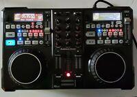 AMERICAN AUDIO ENCORE 2000 2 CH. DJ MIXER MEDIA PLAYER USB MIDI CD CD-R MP3 XLR