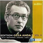 Edition Géza Anda, Vol. 2: Beethoven, Brahms, Liszt (2008)
