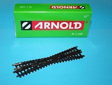 Arnold Gleis HN 8023  //  Kreuzung, links // Spur N