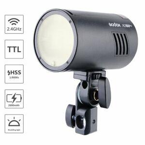 Godox AD100Pro 100W 2.4G TTL HSS 1/8000s Studio Blitz Modellierlichter mit Akku