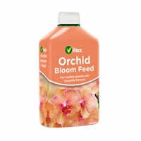 Vitax Garden Orchid Bloom Feed For Healthy Growth And Beautiful Flowers 500ml