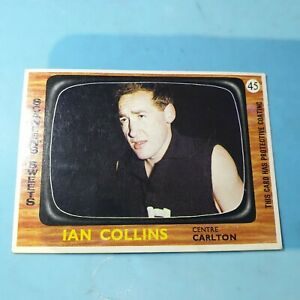 1967 Scanlens AFL VFL Football Cards - Choose what you are looking for